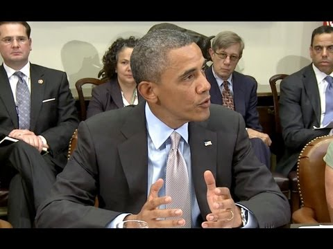 President Obama Discusses Drought Response Efforts