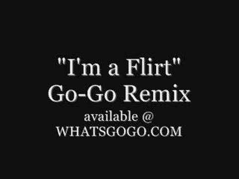 lyrics of im a flirt remix