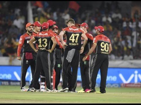 RCB vs KKR IPL 2016 cricket highlights