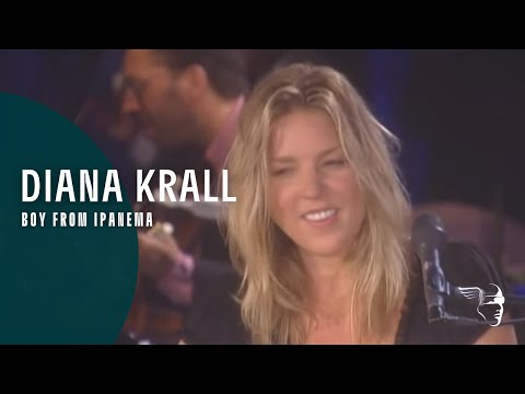 Diana Krall - Boy From Ipanema (Live In Rio)