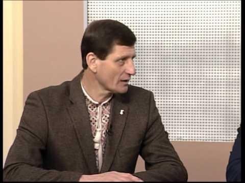 """Олег Тягнибок та Олександр Сич в етері ОТБ """"Галичина"""""""
