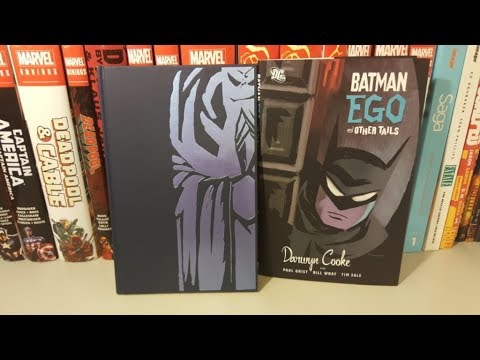 Batman Ego and Other Tail By Darwyn Cooke Overview