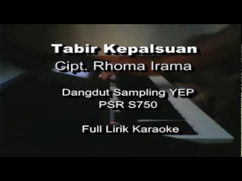 Tabir Kepalsuan Rhoma Irama Karaoke Psr S750 video
