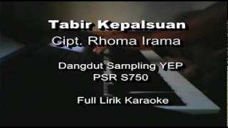 Tabir Kepalsuan Rhoma Irama Karaoke Yamaha PSR S750