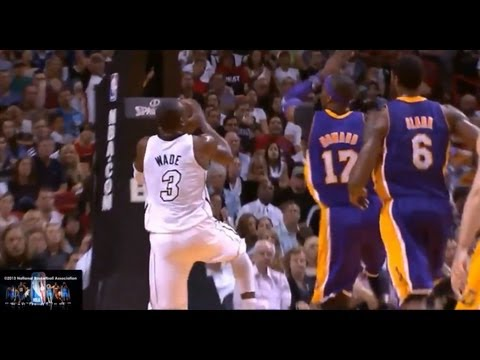 Dwyane Wade Offense Highlights 2012/2013 Part 3