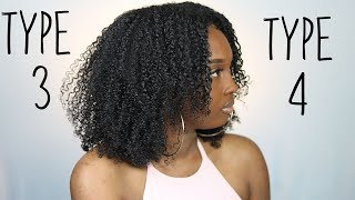 MY HAIR IS TYPE 3?! | Natural Hair Tag