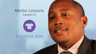 Daymond John Mentor Lesson: How to Launch a Fashion Business