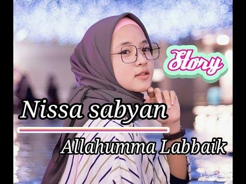 Story' Wa _ Sabyan ALLAHUMMA LABBAIK [ Sabyan Gambus ]