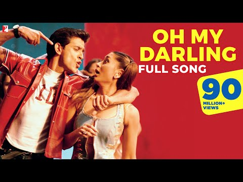Oh My Darling - Full Song - Mujhse Dosti Karoge