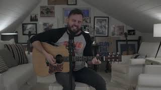 Stay - Rihanna (Erick Baker acoustic cover) | Stay Awhile Sessions