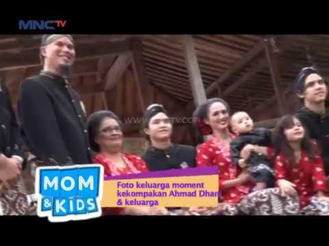 download lagu Kekompakan Keluarga Ahmad Dhani Dan Mulan Jameela  - Mom & Kids 15/1 gratis