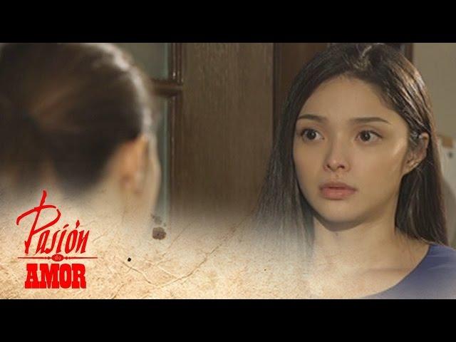 Pasion de Amor: Is Elle being suspicious?