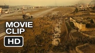 World War Z - World War Z Movie CLIP - Escape From Israel (2013) - Brad Pitt Zombie Movie HD
