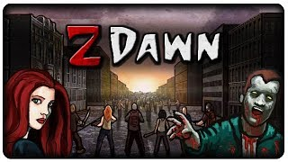 Strategy Zombie Apocalypse (Day R Survival/Battle Brothers?) - Z DAWN Gameplay