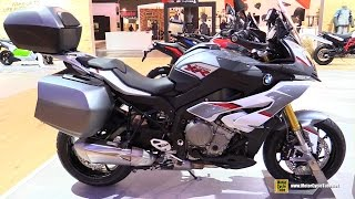 2016 BMW S1000XR Accessorized - Walkaround - 2015 EICMA Milan