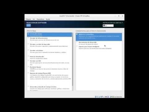 Guía de Instalación & Pequeño Review CentOS 7