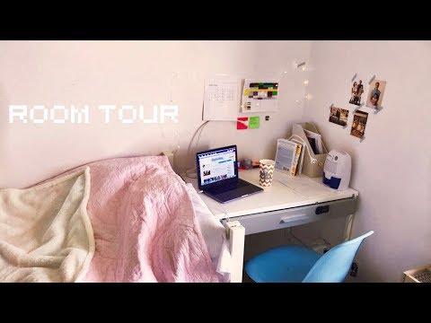 Моя комната в американской школе   Nastya Swan