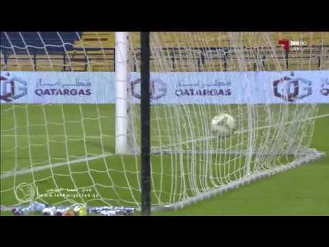 رديف لخويا 4-0 رديف العربي ( ملخص المباراة )