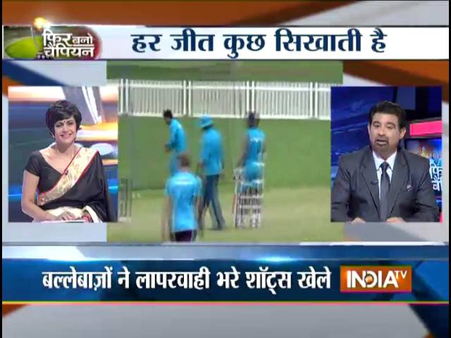 Phir Bano Champion: Mandira,Sehwag discusses Team India's performance in matches