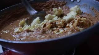 Making Khoya Pinni At Home | Punjabi Food | Life Of Manpreet