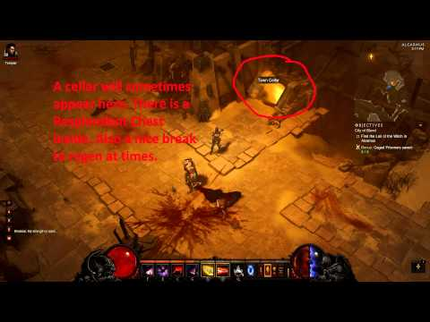Diablo 3 - 2 Minute 100k XP Run