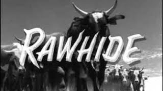 Rawhide Television Show Song