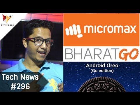 Tech News of The Day #296 - Bharat Go,Galaxy On7 Prime,Karbonn Titanium Frames S7,Sharp Aquos S3