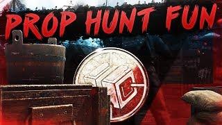 Prop Hunt Fun in WW2!