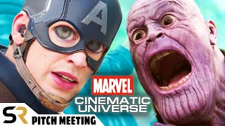 Every Marvel Pitch Meeting In Order Of MCU Timeline