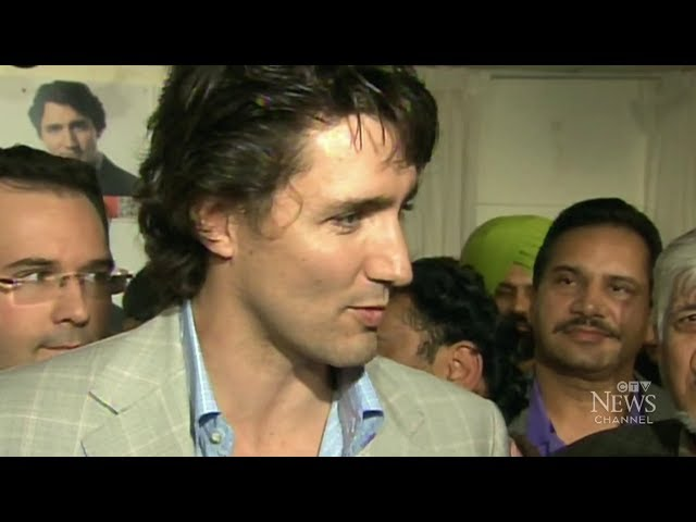 Justin Trudeau From prime minister39s son to PM