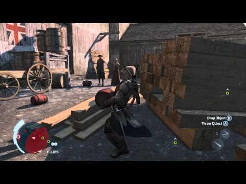 Assassins Creed III: Invasion of the Bodysnatchers
