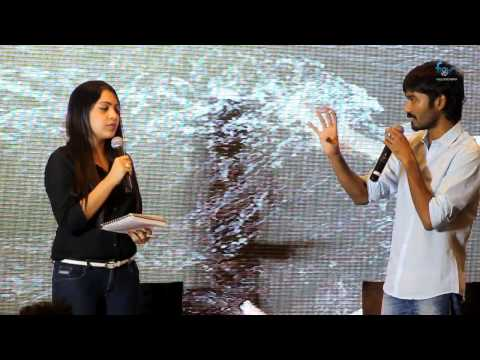 Maryan Audio Success Meet : Dhanush Speech