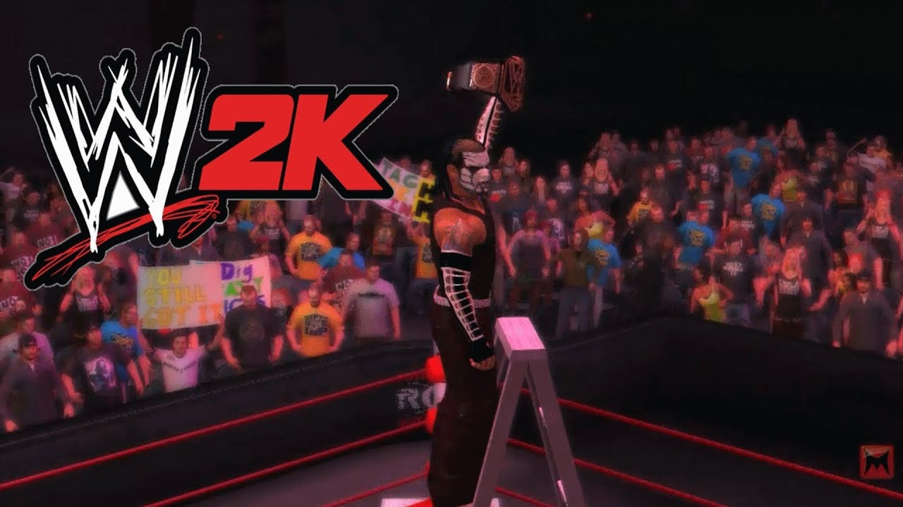 Jeff Hardy Wwe Games Wwe 2k14 Jeff Hardy vs cm Punk