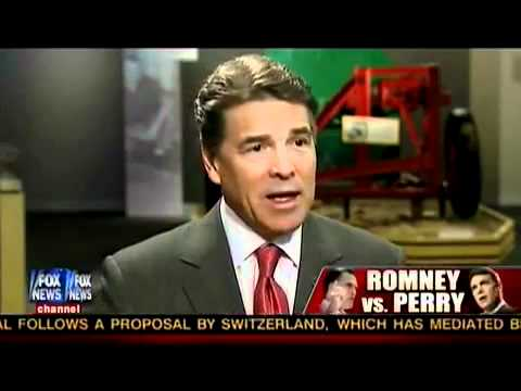 Rick Perry Interview By Sean Hannity