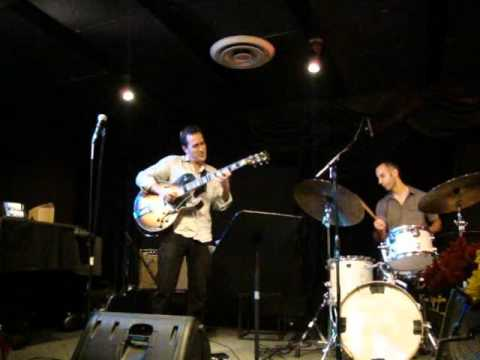 Jonathan Kreisberg Trio plays Own Sweet Way ( Dave Brubeck's song)