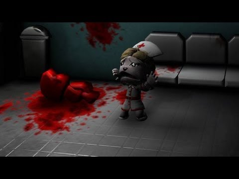 THE VIRUS: Mary - Prologue [LBP2/Full-HD]
