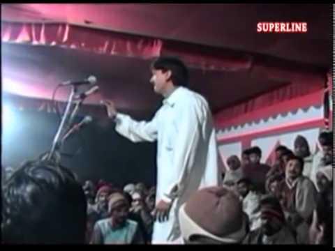 Haryanvi Ragini Compitition Sunil Dujania & Satte Farmaniya Rang Kat video