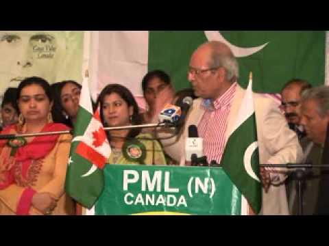 PMLN CANADA_ MUSHAHID ULLA KHAN PAKISTAN DAY SPEECH PART3