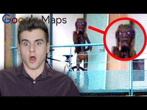 Download Lagu Creepiest Photos Caught On Google Maps! MP3 Free