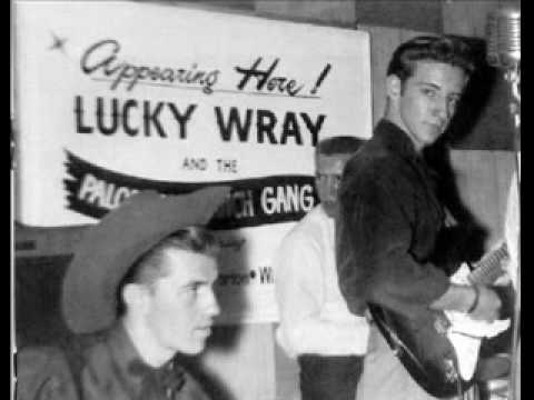 LINK WRAY - SCATTER - rockabilly