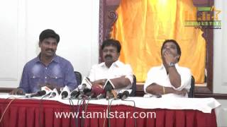 Lingaa Issue Press Meet