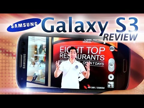Samsung Galaxy S3 Video Camera For Youtube Videos video