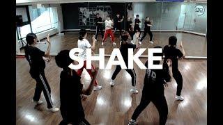 MIND DANCE (마인드댄스) 얼반(Urban)힙합 입시 6:30 Class | Moon Bounce - Shake | 주양석 T