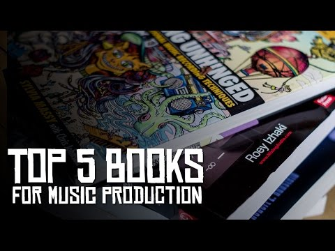 Top 5 Books For Music Production (HoboRec Bull Sessions #11)
