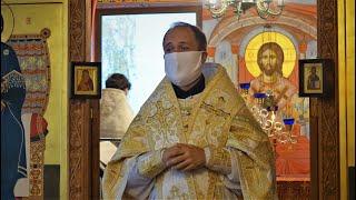 Божественная литургия апостола Иакова в Полтавской  Миссионерской Духовной Семинарии