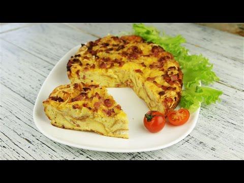 Пирог из хлеба - Рецепты от Со Вкусом
