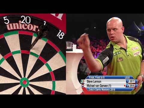 Dutch Darts Masters 2018 - Final - Van Gerwen v Lennon