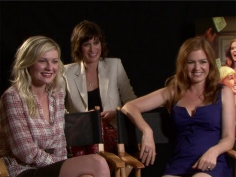 EXCLUSIVE VIDEO: Kirsten Dunst, Isla Fisher and Lizzy Caplan Talk 'Bachelorette'