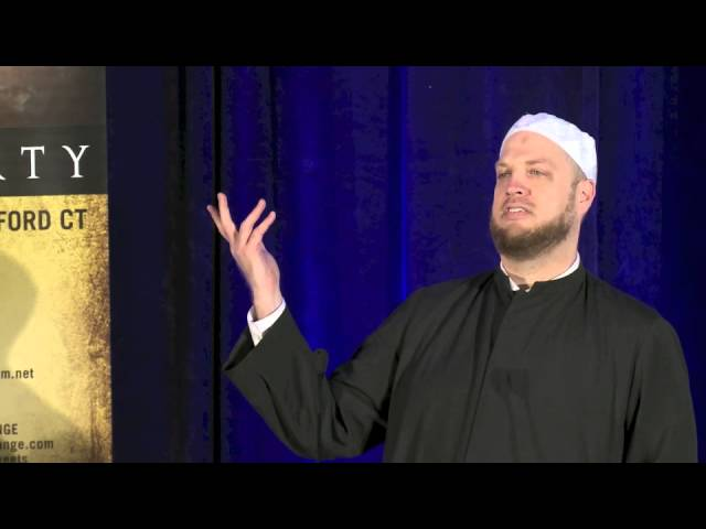 Poverty in Religion - Imam Suhaib Webb