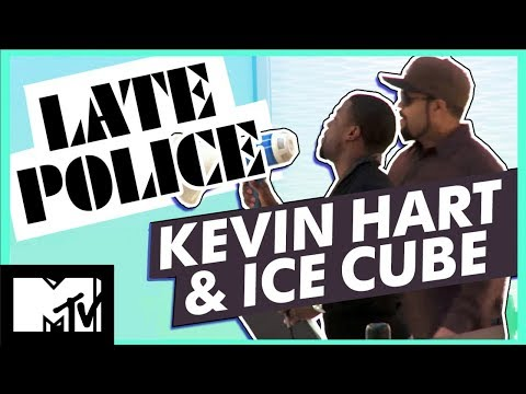 Kevin Hart And Ice Cube Prank Punk'd | MTV